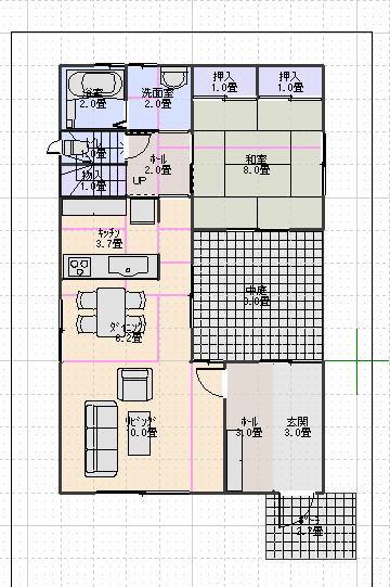【SUUMO】平屋間取りの中庭あり実例に関する注 …